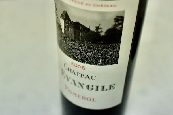 シャトー・レヴァンジル [2006]【赤ワイン】