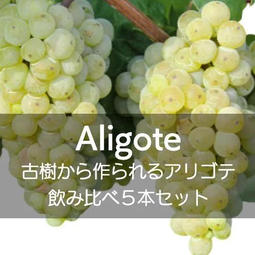 アリゴテ飲み比べ4本セット【ワインセット】