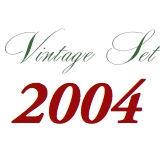 2004年ヴィンテージ お子さんのために買っておきたいヴィンテージワインセット!【ワインセット】