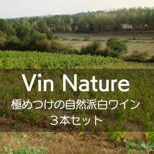 極めつけの自然派白ワイン!【ワインセット】