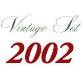 2002年ヴィンテージ お子さんのために買っておきたいヴィンテージワインセット!【ワインセット】