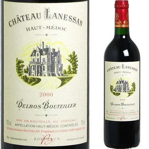 Winekan rakuten global market chateau lanessan 2000 for Chateau lanessan