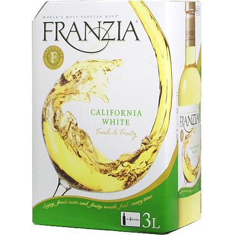 ワイン販売数量世界No.1 フレッシュ フルーティーな 気軽に楽しめる白ワイン 秀逸 BOXよりどり6個で送料無料 白 フランジア ホワイト バッグインボックス あす楽対応_関東 箱ワイン BBQ バーベキュー スピード対応 全国送料無料 3 ボックスワイン boxワイン 000ml