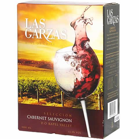お手軽で美味しいチリ産BOXワイン BOXよりどり6個で送料無料 赤 ラス ガルザス カベルネ ソーヴィニヨン バッグインボックス バーベキュー 即納 箱ワイン ショッピング 3 BBQ BOXワイン チリワイン ボックスワイン 000ml