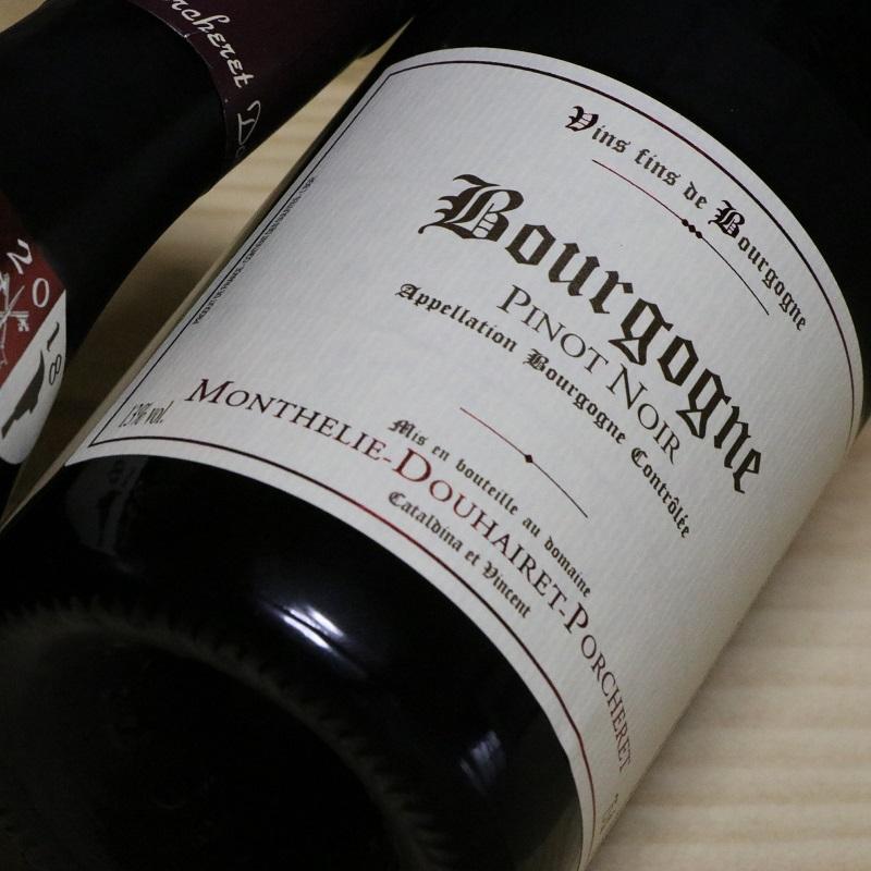 モンテリー ドゥエレ ポルシュレ ブルゴーニュ 2018 送料込 フランス 人気 おすすめ ルージュ 赤ワイン