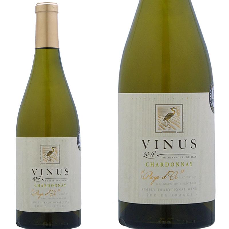 ヴィニウス ヴィンヤーズ IGP ペイ ドック 2019 クラシック 割引 フランス シャルドネ 新色追加 白ワイン