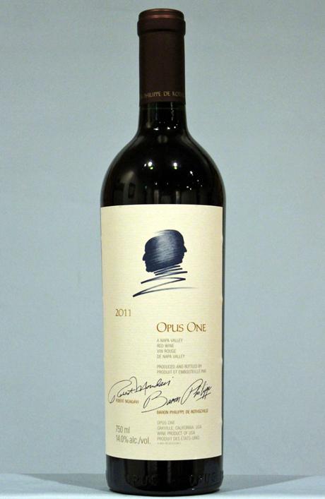オーパスワン [2011]Opus One Napa