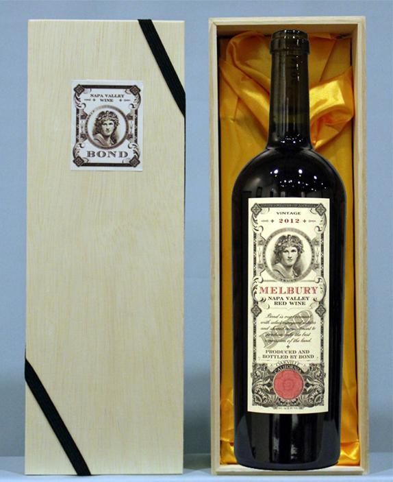 ボンド メルバリー グランクリュ[2012]BOND MELBURY NAPA VALLEY メルベリー 木箱付き