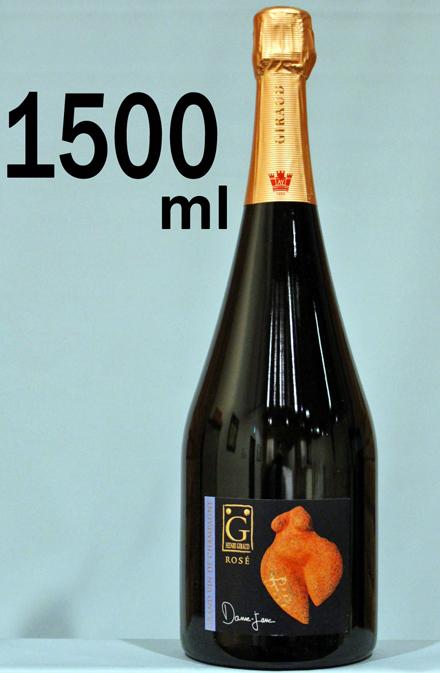 アンリジロー ロゼ ダム ジャンヌ マグナム[NV]1500mlHenri Giraud ROSE DAME-JANE 1500