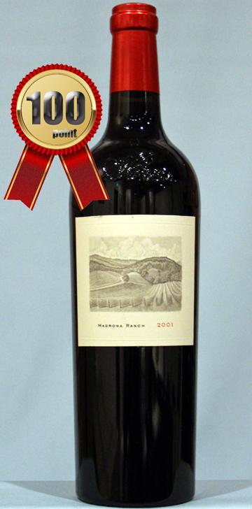 エイブリュー エイブリュー マドローナランチ カベルネ[2001]Abreu Vineyard Madrona Ranch Cabernet Sauvignon, Napa Valley