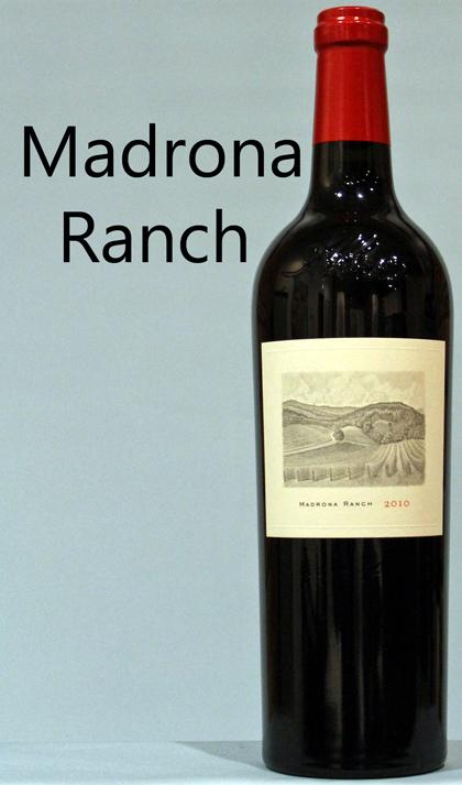 エイブリュー エイブリュー マドローナランチ カベルネ[2010]Abreu Vineyard Madrona Ranch Cabernet Sauvignon, Napa Valley