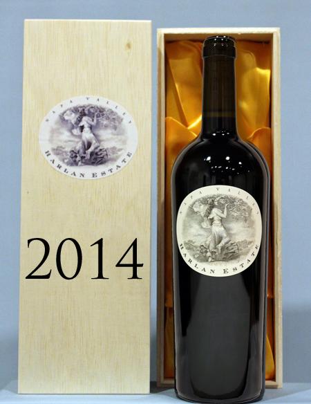 ハーラン レッド ワイン[2014]ハーランエステートBOX HARLAN ESTATE HARLAN RED WINE