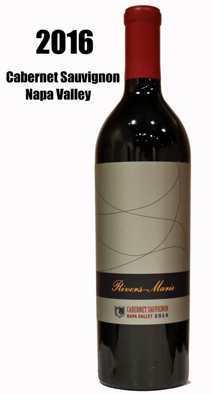 リヴァース マリー カベルネソーヴィニヨン ナパヴァレー[2016]ティエリオット RIVERS-MARIE Cabernet Sauvignon Napa valley 750ml