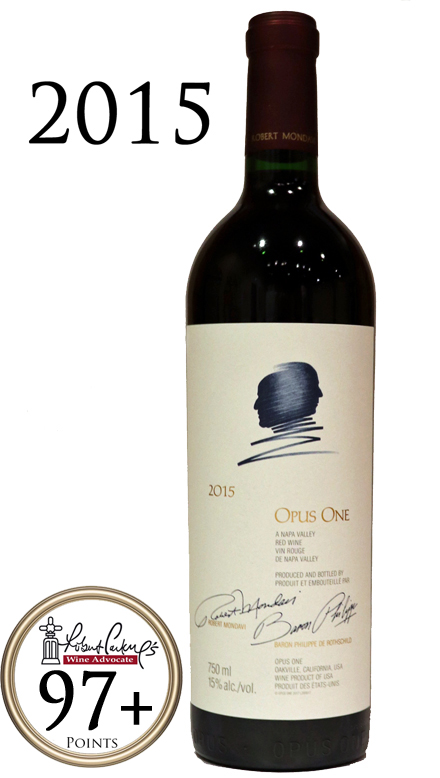 オーパスワン [2015]Opus One Napa 750ml