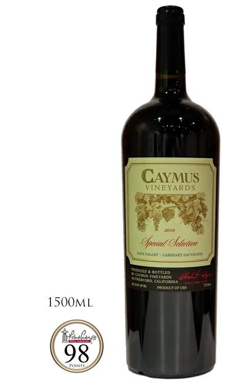 [2010]マグナムボトル ケイマス・ヴィンヤーズ スペシャル・セレクション カベルネ・ソーヴィニョン ナパ・ヴァレーCaymus Vineyards Special Selection Cabernet Sauvignon Napa Valley Magnum 1500ml