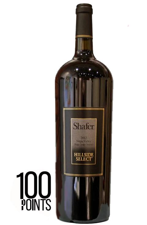 シェーファー ヒルサイドセレクト カベルネソーヴィニヨン[2012]Shafer Vineyards Hillside Select Cabernet Sauvignon Stag's Leap District, Napa Valley 1500ml