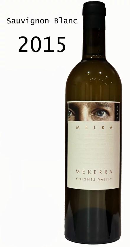 メルカ メケラ ホワイト ソーヴィニヨン・ブラン ナイツ・ヴァレー[2015]MEKERRA White Sauvignon Blanc Knights Valley MELKA WINES 750ml