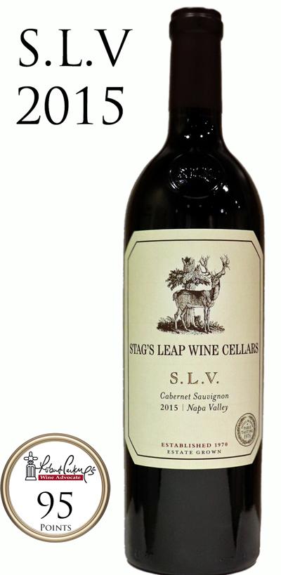 S.L.V. エステート カベルネ ソーヴィニヨン スタッグスリープ ワインセラーズ[2015]Stag's Leap Wine Cellars S.L.V. Estate Cabernet Sauvignon 750ml