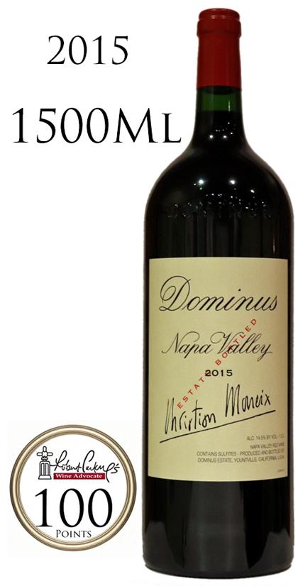 ドミナス [2015]DOMINUS DOMINUS ESTATE ドミナスエステート 1500ml マグナム