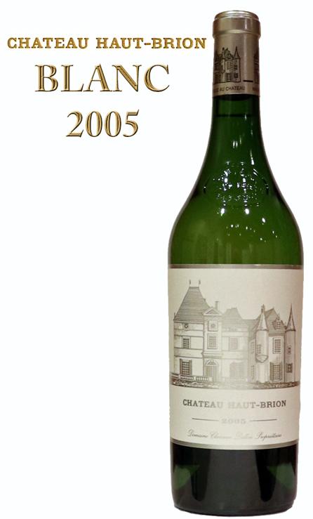 シャトー オーブリオン ブラン[2005]Ch.Haut Brion Blanc 750ml