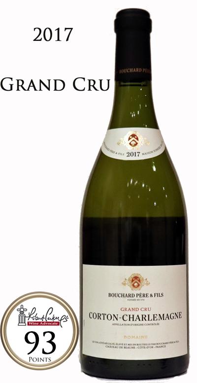 コルトン・シャルルマーニュ ブシャール ペール エ フィス[2017]Corton-Charlemagne Grand Cru Bouchard Pere & Fils 白ワイン 750ml