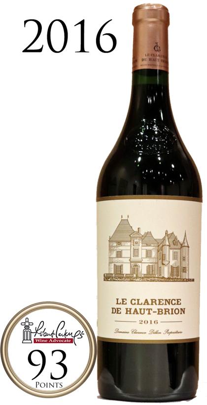 ル・クラランス・ド・オーブリオン[2016]Le Clarence de Haut-Brion 750ml