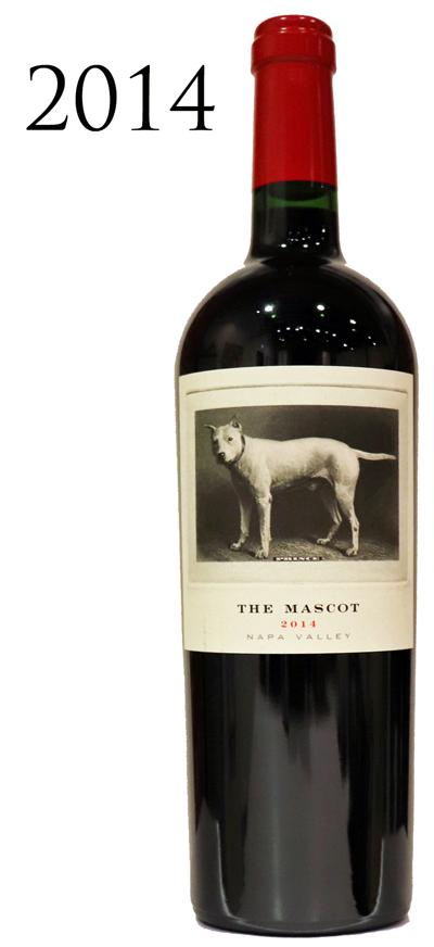 ザ・マスコット ナパヴァレィ プロモントリー[2014]The Mascot Napa Valley Proprietary Red by Harlan Estate Bond Estate & Promontory 750ml