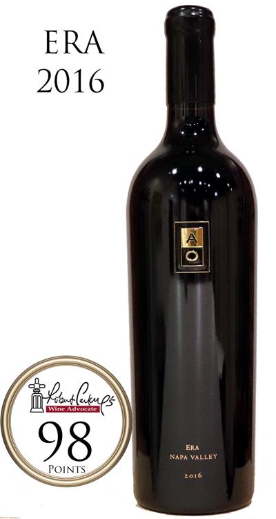 アルファ オメガ エラ[2016]ナパ ヴァレー カベルネAlpha Omega Winery ERA Cabernet Sauvignon Napa Valley 750ml