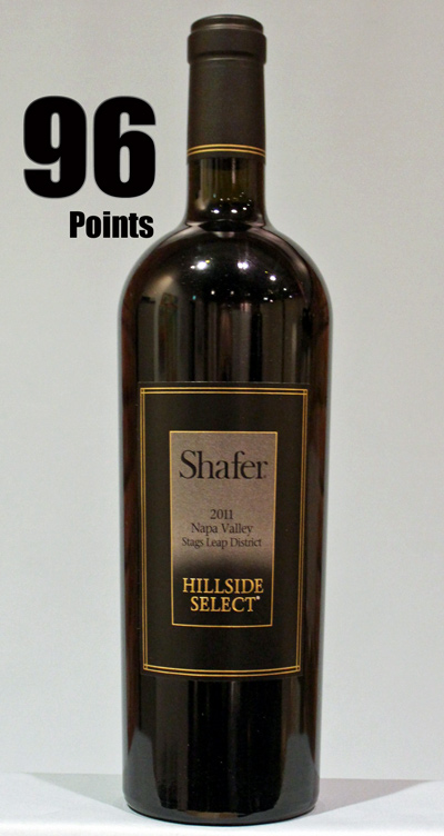 シェーファー ヒルサイドセレクト カベルネソーヴィニヨン[2011]Shafer Vineyards Hillside Select Cabernet Sauvignon Stag's Leap District, Napa Valley