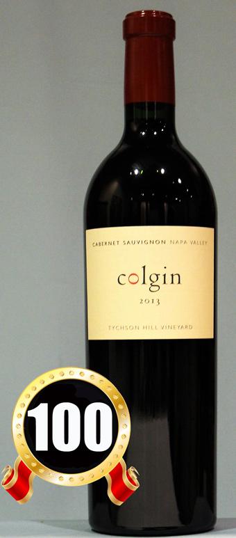 コルギン ティクソンヒル ヴィンヤード ナパレッド[2013]Colgin Cellars Tychson Hill Cabernet Sauvignon Napa Valley