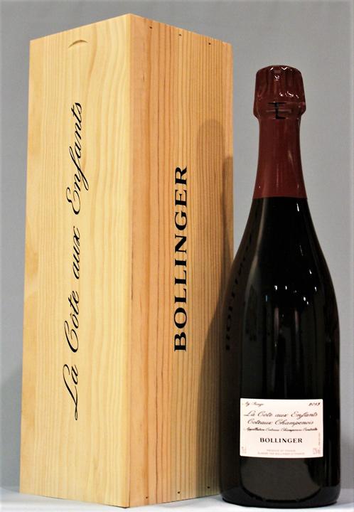 ボランジェ ラ・コート・オー・ザンファン[2013]Bollinger LA COTE AUX ENFANTS 750ml アイ村 赤ワイン