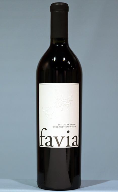 ファヴィア カベルネソーヴィニヨン ナパヴァレー[2011] Favia Cabernet Sauvignon Napa valley