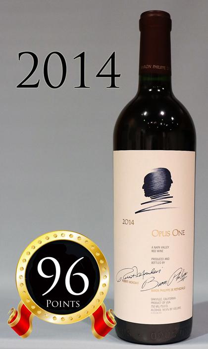 オーパスワン [2014]Opus One Napa