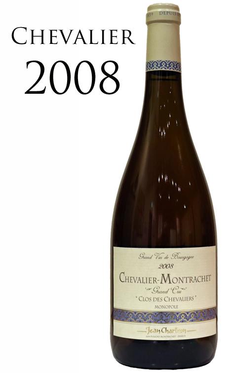 シュヴァリエ モンラッシェ クロ デ シュヴァリエ グランクリュ[2008]ドメーヌ・ジャン・シャルトロン Chevalier-Montrachet Clos des Chevaliers Domaine JEAN CHARTRON