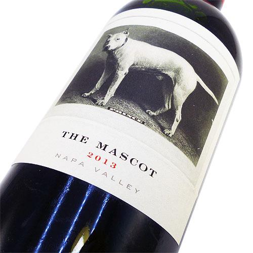 ザ・マスコット レッド・ワイン ナパ・ヴァレー [2013] 750ml[THE MASCOT Red Wine Napa Valley][ナパヴァレー][赤ワイン]