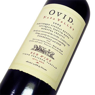 オーヴィッド ナパ・ヴァレー レッド・ワイン [2009] 750ml