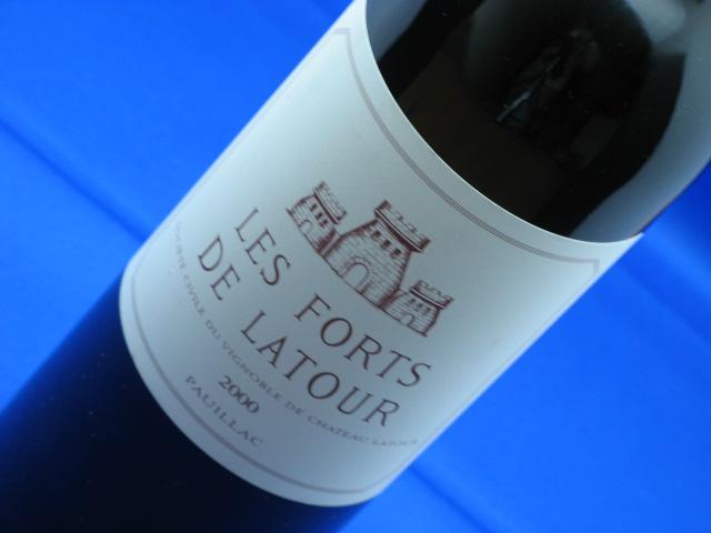 レ・フォール・ド・ラトゥール[2010]750mI【結婚記念日】 【赤ワイン 】【コク辛口】【お中元】【お歳暮】【ワインギフト】