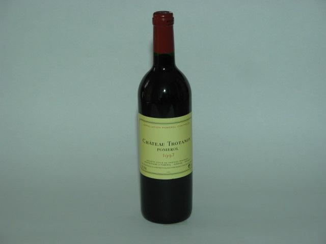 シャトー・トロタノワ [1997]750mI【結婚記念日】 【赤ワイン 】【コク辛口】【誕生年】【お歳暮】【ワインギフト】