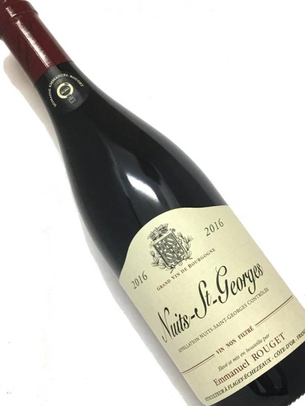 エマニュエル・ルジェ ニュイ・サン・ジョルジュ [2015](赤)750mi【結婚記念日】 【赤ワイン 】【誕生年】【あす楽対応】【お歳暮】【ワインギフト】《画像はイメージです。》