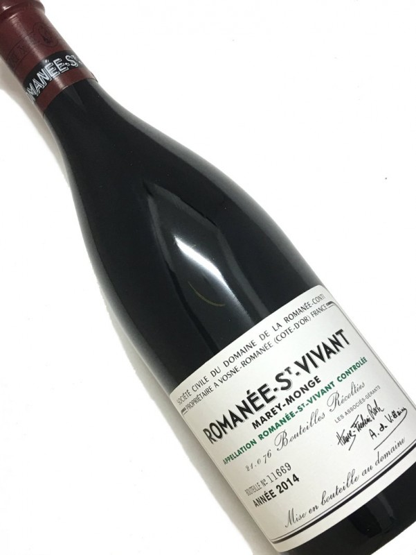 【DRC】[2014] ロマネ・サン・ヴィヴァン 750mi【結婚記念日】 【赤ワイン 】【誕生年】【お歳暮】【ワインギフト】《取り寄せ商品に付画像はイメージです。》