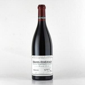 【DRC】[2011]グラン・エシェゾー750mi【結婚記念日】 【赤ワイン 】【誕生年】【お歳暮】【ワインギフト】《取り寄せ商品に付画像はイメージです。》