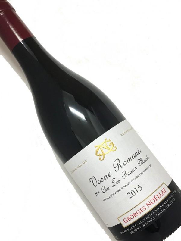 ジョルジュ・ノエラ[2015]ヴォーヌ・ロマネ・1erレ・ボー モン750mi【結婚記念日】 【赤ワイン 】【誕生年】【お歳暮】【ワインギフト】《取り寄せ商品に付画像はイメージです。》