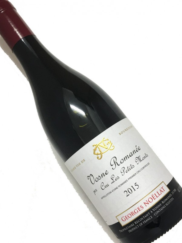 ジョルジュ・ノエラ[2015]ヴォーヌ・ロマネ・1erレ・プティ モン 750mi【結婚記念日】 【赤ワイン 】【誕生年】【お歳暮】【ワインギフト】《取り寄せ商品に付画像はイメージです。》