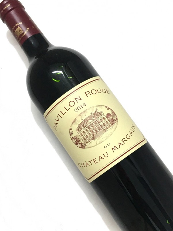 [2014]パヴィヨン ・ルージュ ・デュ CHマルゴー750mI【結婚記念日】 【赤ワイン 】【コク辛口】【誕生年】《取り寄せ商品に付画像はイメージです。》