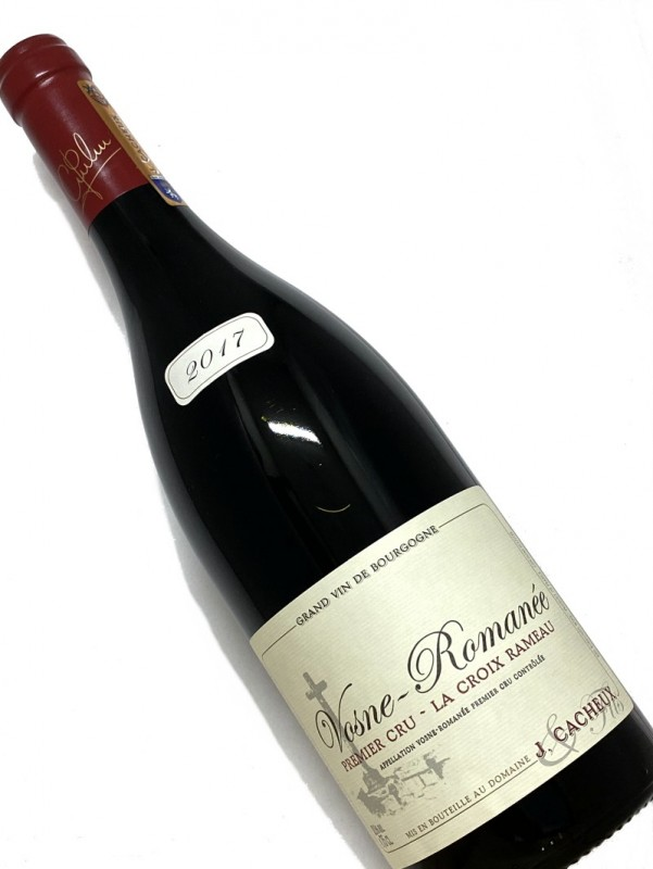 ジャック・カシュー [2017] ヴォーヌ・ロマネ・1er・ラ・クロワ・ラモー  750mi【結婚記念日】 【赤ワイン 】【誕生年】【お歳暮】【ワインギフト】《取り寄せ商品》