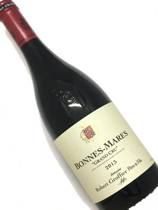 ロベール・グロフィエ[2013]ボンヌ・マール 750mi【結婚記念日】 【赤ワイン 】【誕生年】【お歳暮】【ワインギフト】《取り寄せ商品》