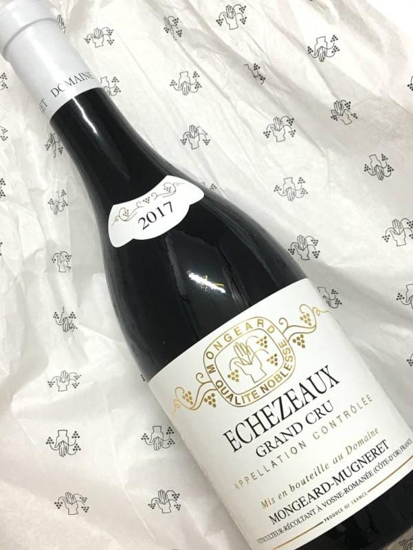 モンジャール ・ミュニュレ[2017] エシェゾー  750mi【結婚記念日】 【赤ワイン 】【誕生年】【お歳暮】【ワインギフト】《取り寄せ商品》