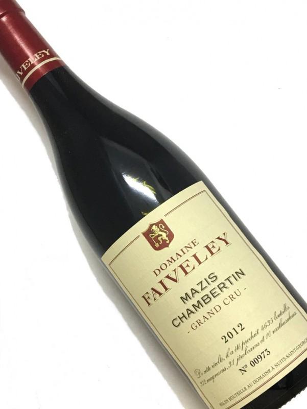 ドメ-ヌ・フェヴレ[2012]マジ・シャンベルタン 750mi【結婚記念日】 【赤ワイン 】【誕生年】【お歳暮】【ワインギフト】《取り寄せ商品》
