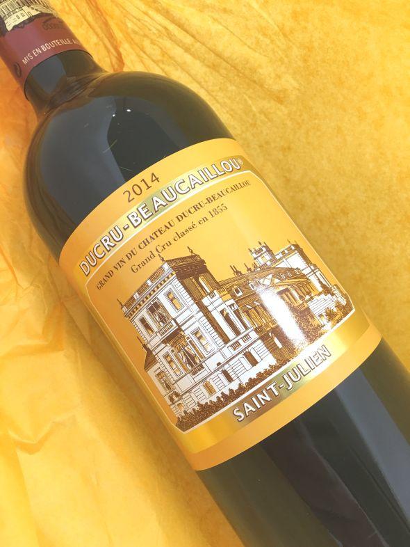 2014年 シャトー・ デュクリュ ・ボーカイユ 750mI【お中元】【結婚記念日】【赤ワイン 】【母の日】【父の日】【お歳暮】【ワインギフト】《取り寄せ商品》
