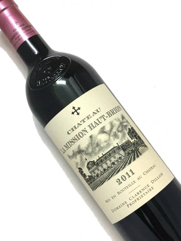 2011年 シャトー・ ラ ・ミッション ・オー・ブリオン 750mI【結婚記念日】 【赤ワイン 】【コク辛口】【誕生年】 【取り寄せ商品】